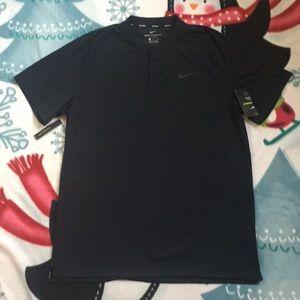 Mens Nike Aeroreact Slim Fit Shirt